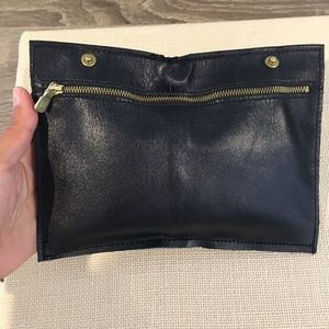 Authentic Louis vuitton black case